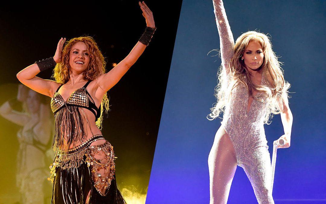 ¿Por qué las posturas de Shakira y JLo en la Superbowl nos parecen tan poderosas?