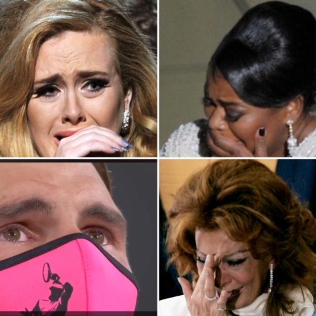Expresiones dimorfas: por qué  lloramos de alegría o de orgullo